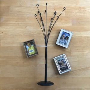 Picture Frame & Tree Bundle NWT